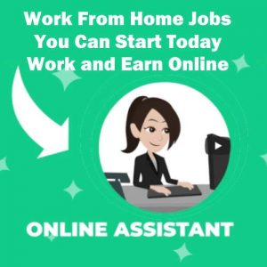 Become an Online Assistant and Work from Home